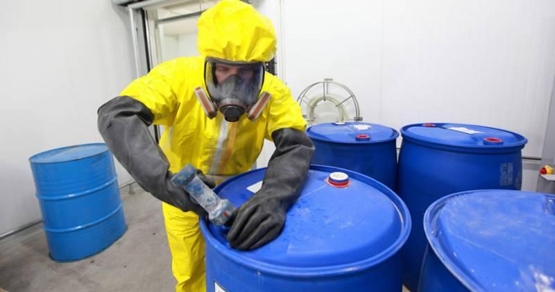 Curso NR 26 Básico de Segurança em Manuseio de Produtos Químicos