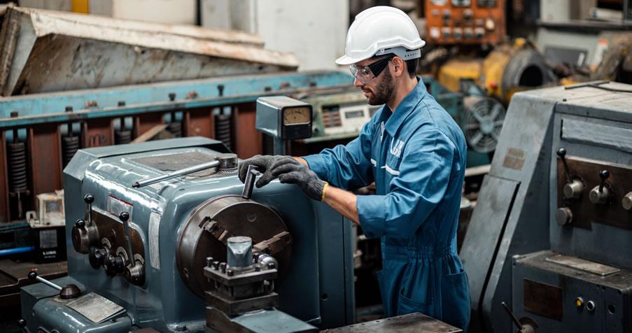 Curso NR 12 Segurança na Operação de Máquinas e Equipamentos (GERAL)