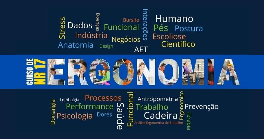 Curso NR 17 Ergonomia
