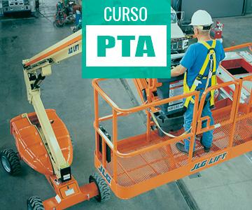 Curso NR 18 - Plataformas de Trabalho Aéreo - PTA