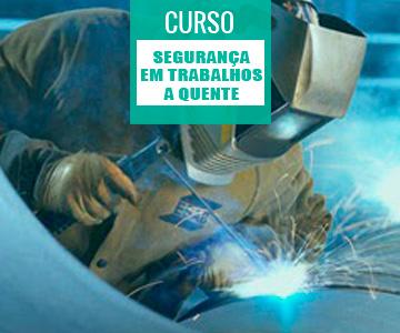 NR 34 Segurança em trabalhos a Quente - Observador e Trabalhador