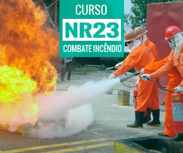 Curso Básico em Combate a Incêndio e Brigadista