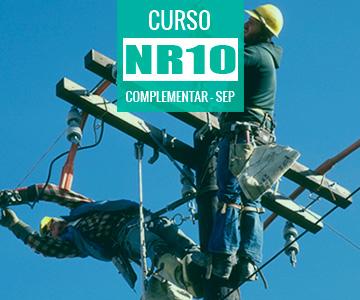 Curso NR 10 Complementar (SEP)
