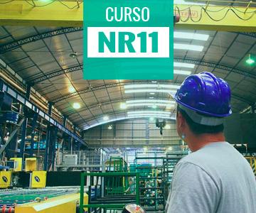 Curso NR 11 - Segurança na Operação de Pontes Rolantes