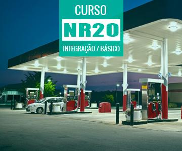 Curso NR 20 - Inflamáveis e Combustíveis (Básico)