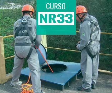 Curso NR 33 - Supervisor de Entrada