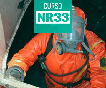 Curso NR 33 - Trabalhador Autorizado e Vigia