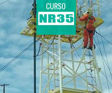 Curso NR 35 - Supervisor de Trabalho em Altura
